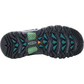 Keen Targhee EXP WP Mid Shoes Women steel grey/basil